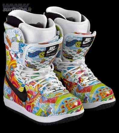 Nike air kaiju e nike zoom force i primi scarponi nike da - Tipi di tavole da surf ...